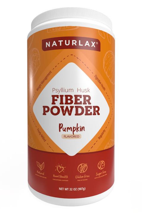 Pumpkin Flavored Psyllium Husk Powder