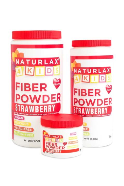 Strawberry Flavored Fiber for Kids 3.5oz