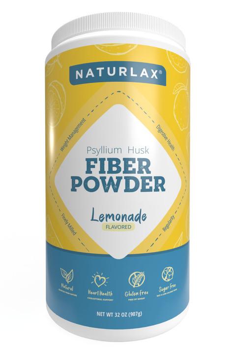 Lemonade Flavored Psyllium Husk Powder