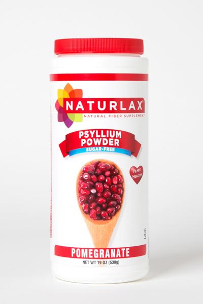 Pomegranate Flavored Psyllium Husk Powder