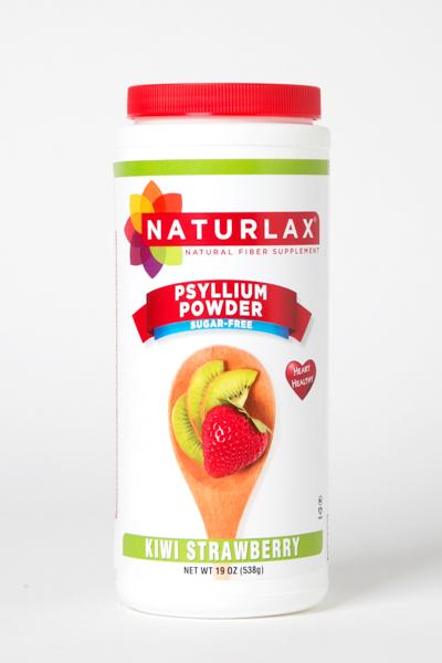 Kiwi Strawberry Flavored Psyllium Husk Powder