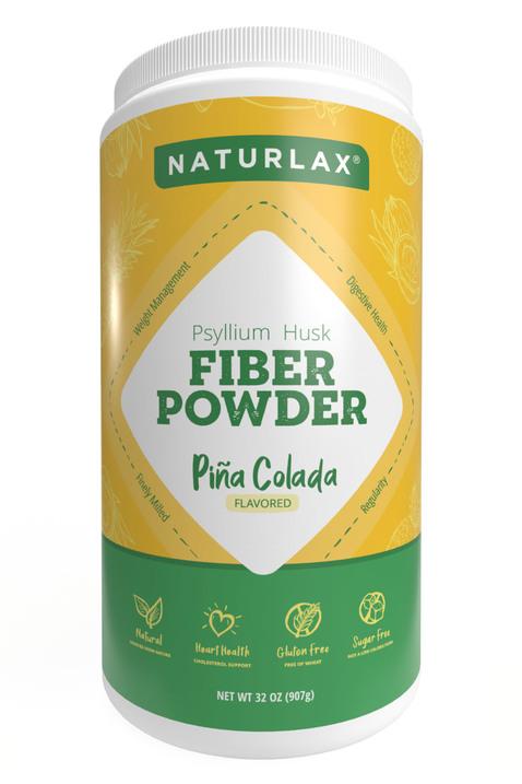 Pina Colada Flavored Psyllium Husk Powder