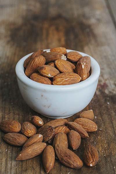 Almond Flavored Psyllium Husk Powder