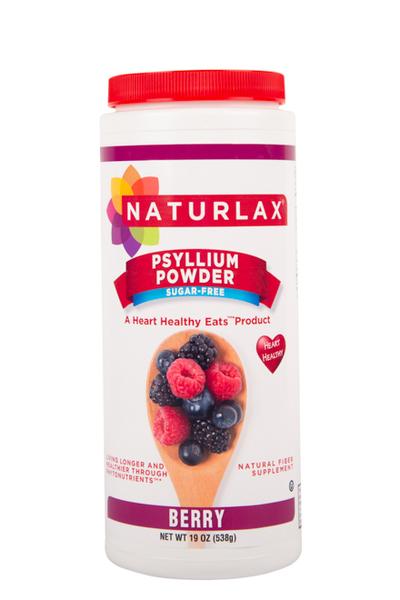 Berry Flavored Psyllium Husk Powder