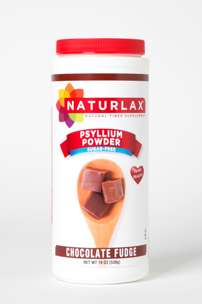 Chocolate Fudge Flavored Psyllium Husk Powder