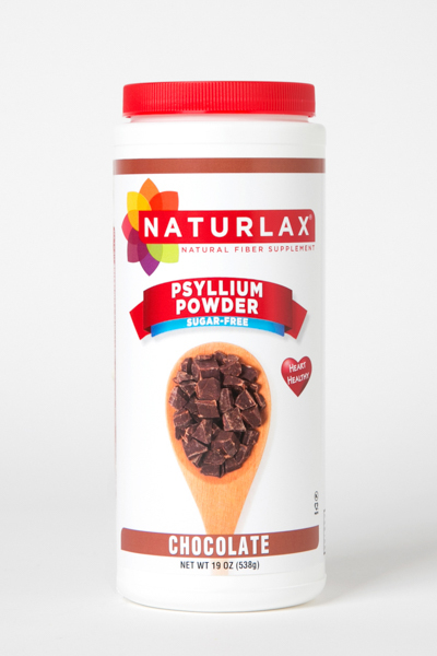 Chocolate Flavored Psyllium Husk Powder
