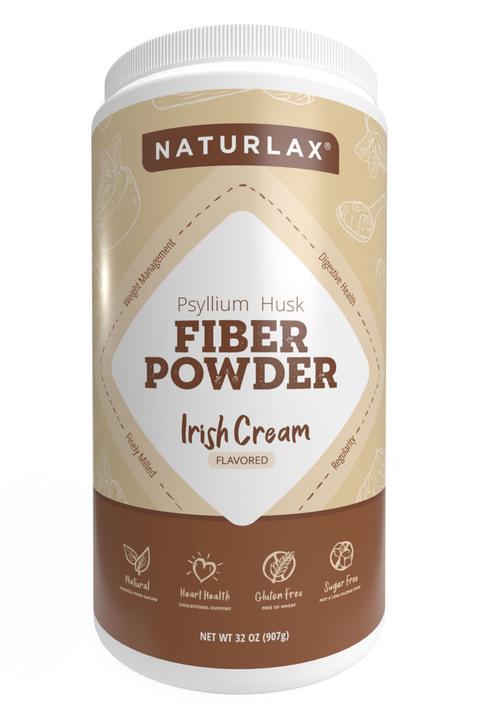 Irish Cream Flavored Psyllium Husk Powder
