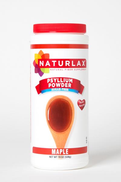 Maple Flavored Psyllium Husk Powder