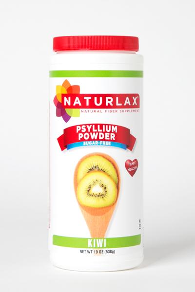 Kiwi Flavored Psyllium Husk Powder