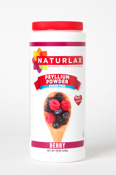 Berry Flavored Psyllium Husk Powder