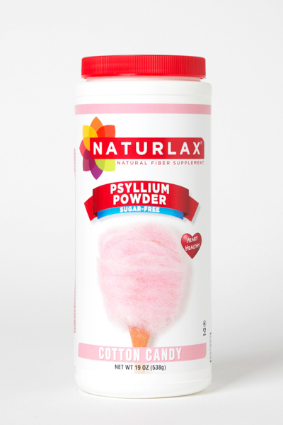 Cotton Candy Flavored Psyllium Husk