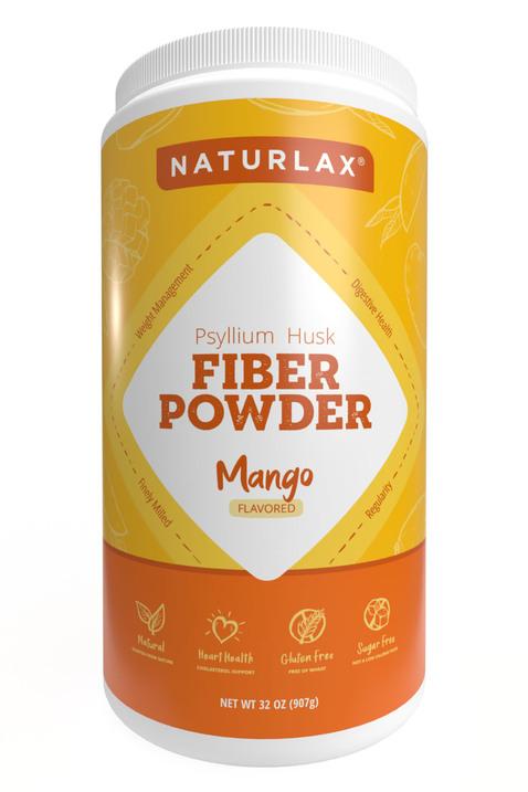 Mango Flavored Psyllium Husk Powder