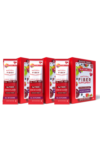 Ultimate Rainbow Fiber Packets (All 36 Flavors)