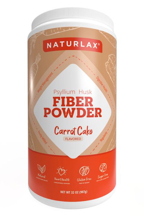 Carrot Cake Flavored Psyllium Husk Powder