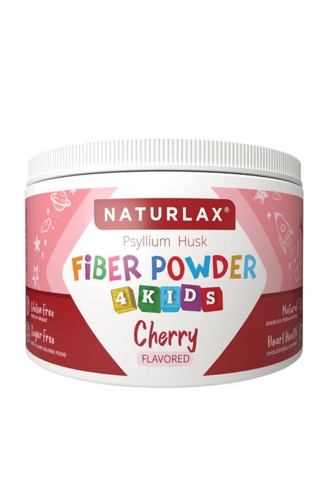 Cherry Flavored Fiber for Kids 3.5oz