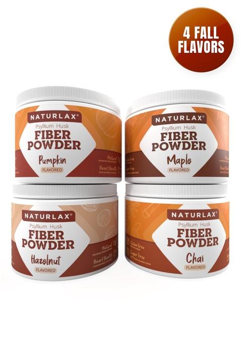 Naturlax fall fiber bundle