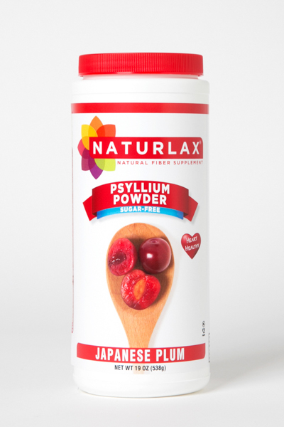 Japanese Plum Flavored Psyllium Husk Powder