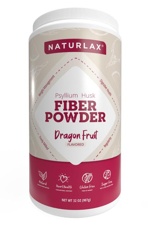 Dragon Fruit Flavored Psyllium Husk Powder