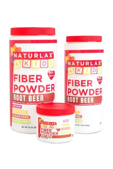 Root Beer Flavored Fiber for Kids 3.5oz