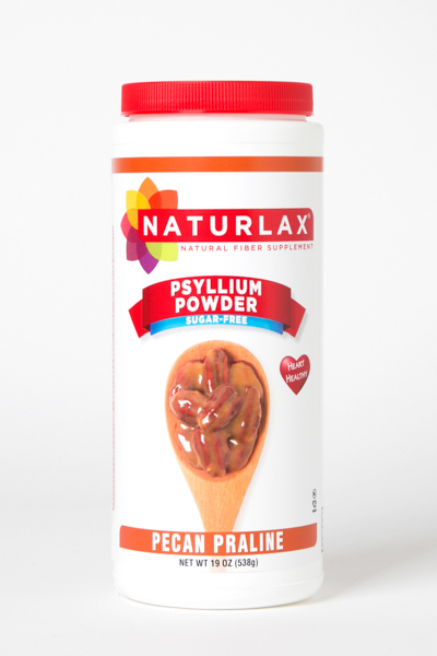 Pecan Praline Flavored Psyllium Husk Powder