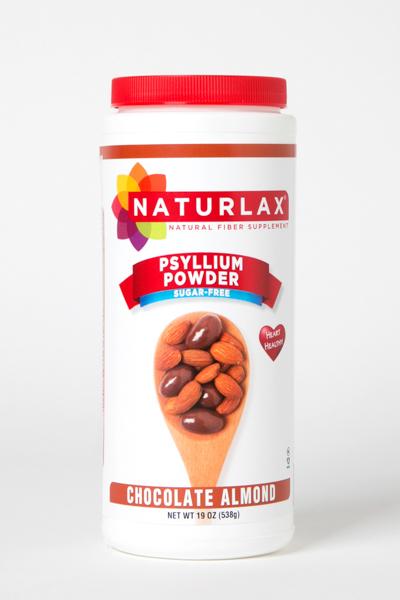 Chocolate Almond Flavored Psyllium Husk Fiber Powder