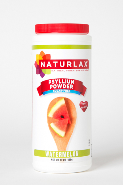 Watermelon Flavored Psyllium Husk Powder