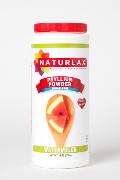 Watermelon Flavored Psyllium Husk Powder