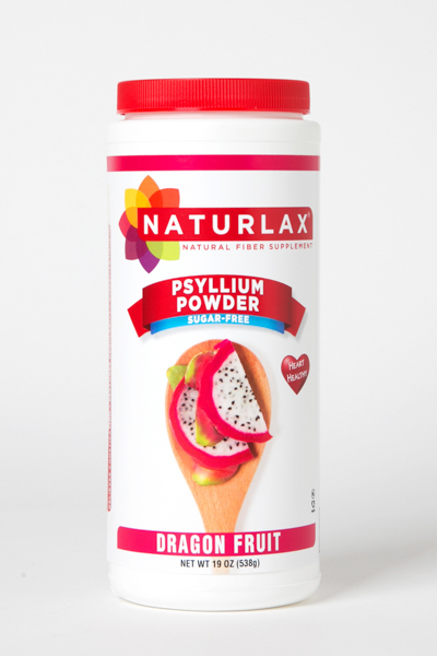 Dragon Fruit Flavored Psyllium Husk Powder