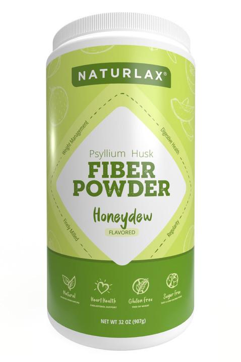 Honeydew Melon Flavored Psyllium Husk Powder