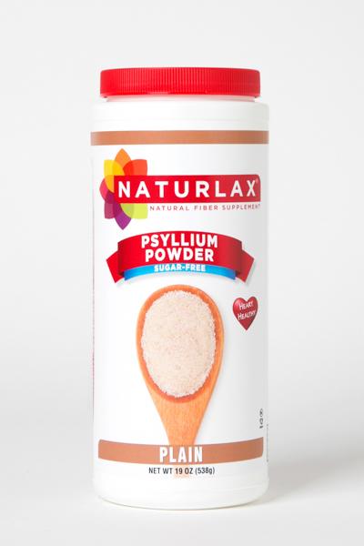 Plain No Flavor Psyllium Husk Powder