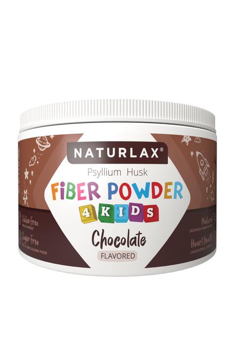 Chocolate Flavored Fiber for Kids 3.5oz