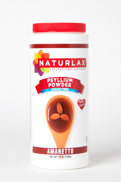 Amaretto Flavored Psyllium Husk Powder