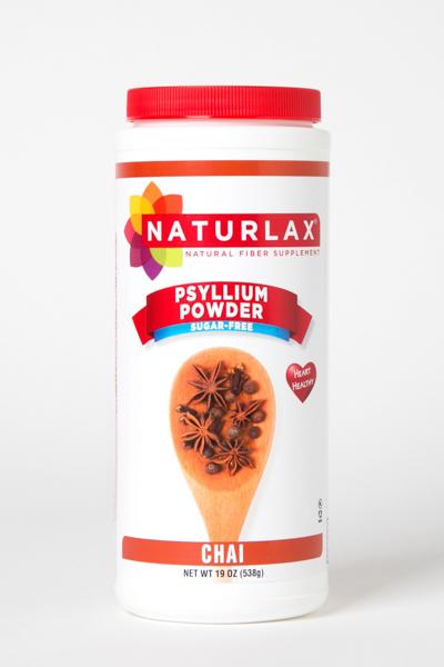 Chai Flavored Psyllium Husk Powder