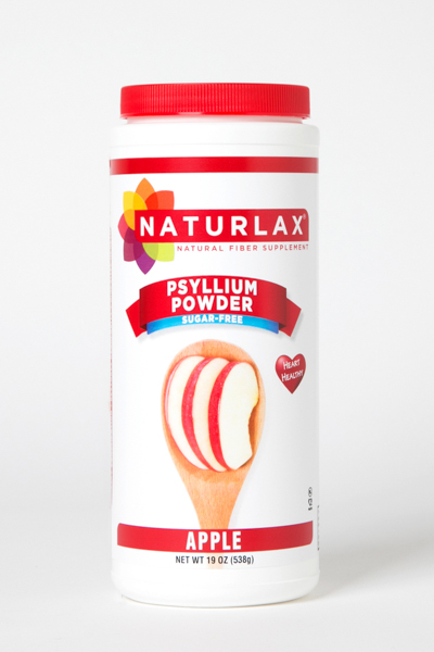 Apple Flavored Psyllium Husk Powder