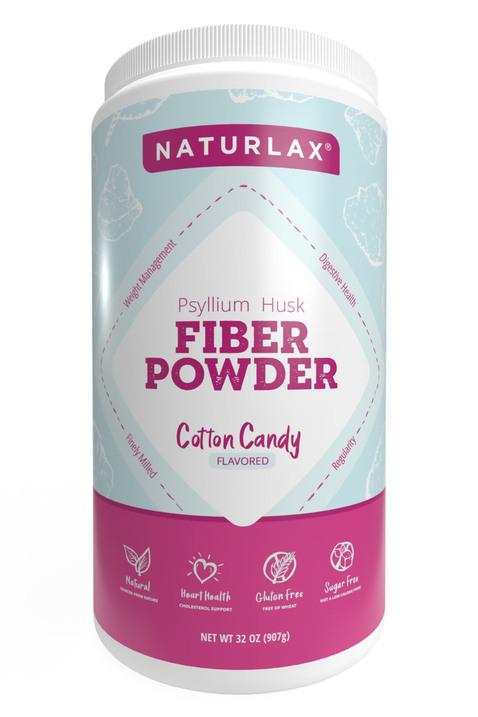 Cotton Candy Flavored Psyllium Husk