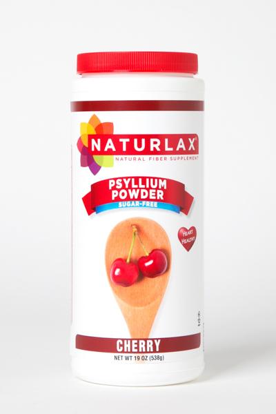 Cherry Flavored Psyllium Husk Powder