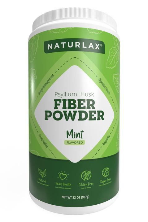 Mint Flavored Psyllium Husk Powder