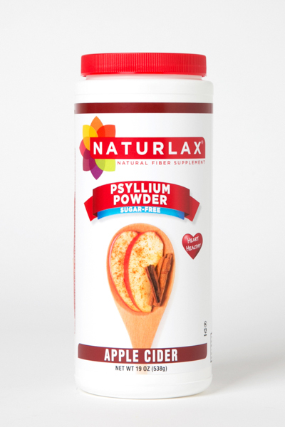 Apple Cider Flavored Psyllium Husk Powder