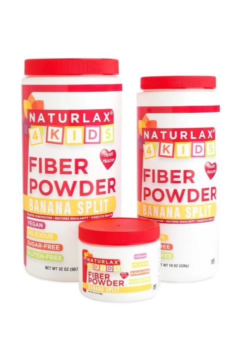 Banana Split Flavored Fiber for Kids 3.5oz
