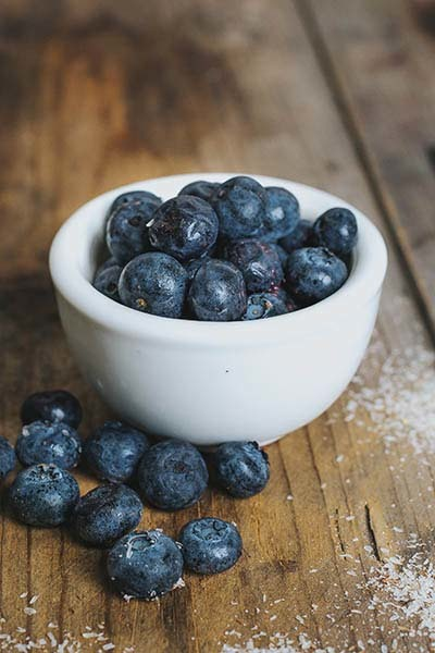 Blueberry Flavored Psyllium Husk Powder